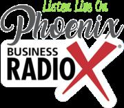 Phoenix Business Radio X Logo@2x